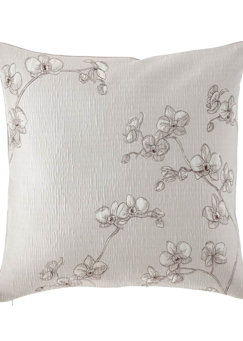 Image 1 of 1: Orchid European Sham