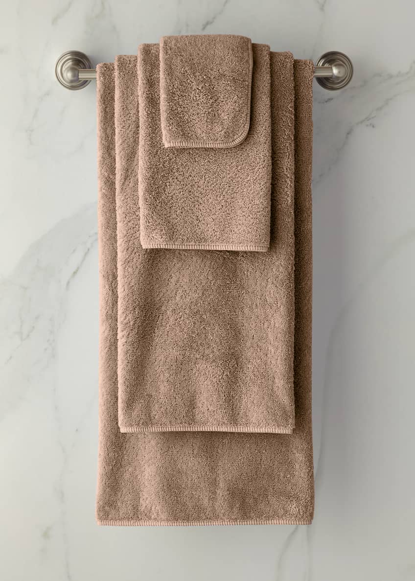 Image 1 of 2: Long Double Loop Bath Towel