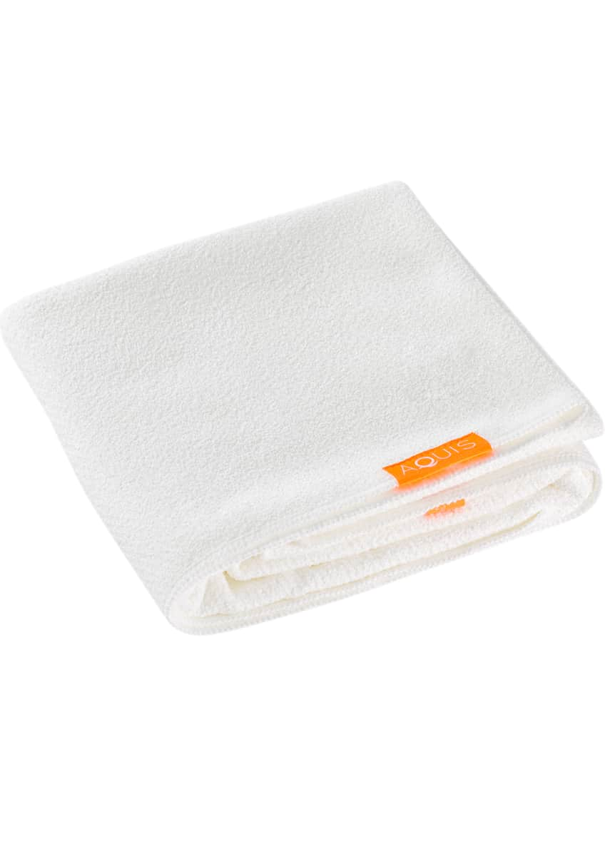 Image 1 of 4: Lisse Luxe Hair Towel