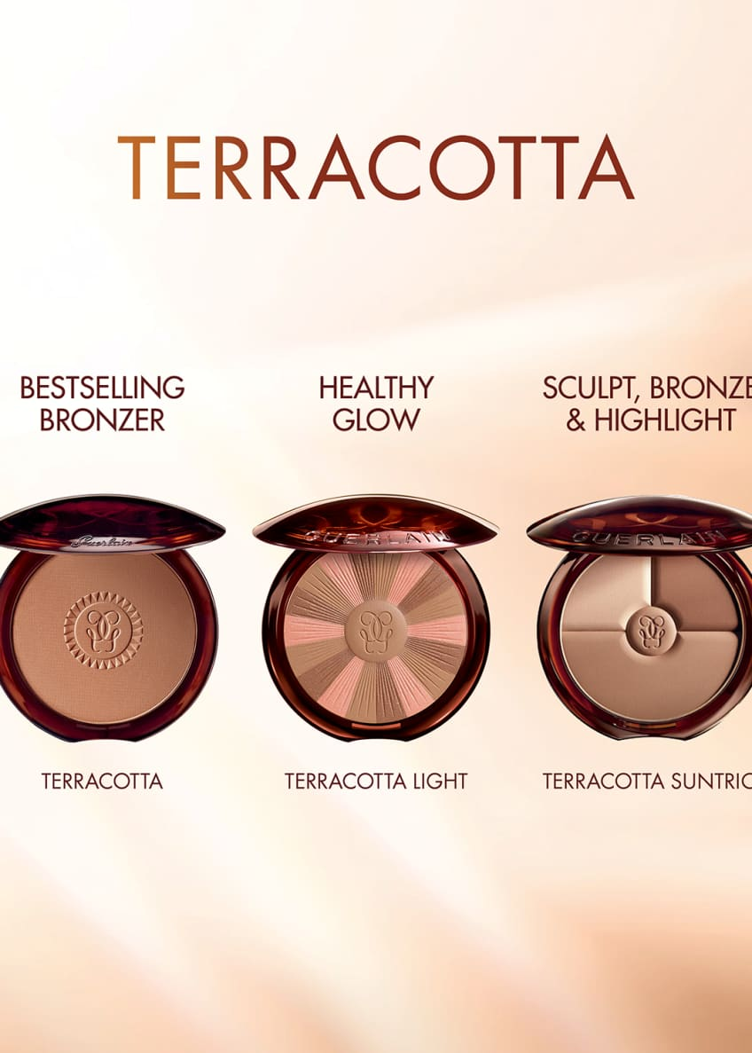 Image 5 of 5: Terracotta Light Healthy Glow Vitamin-Radiance Powder, 0.4 oz.