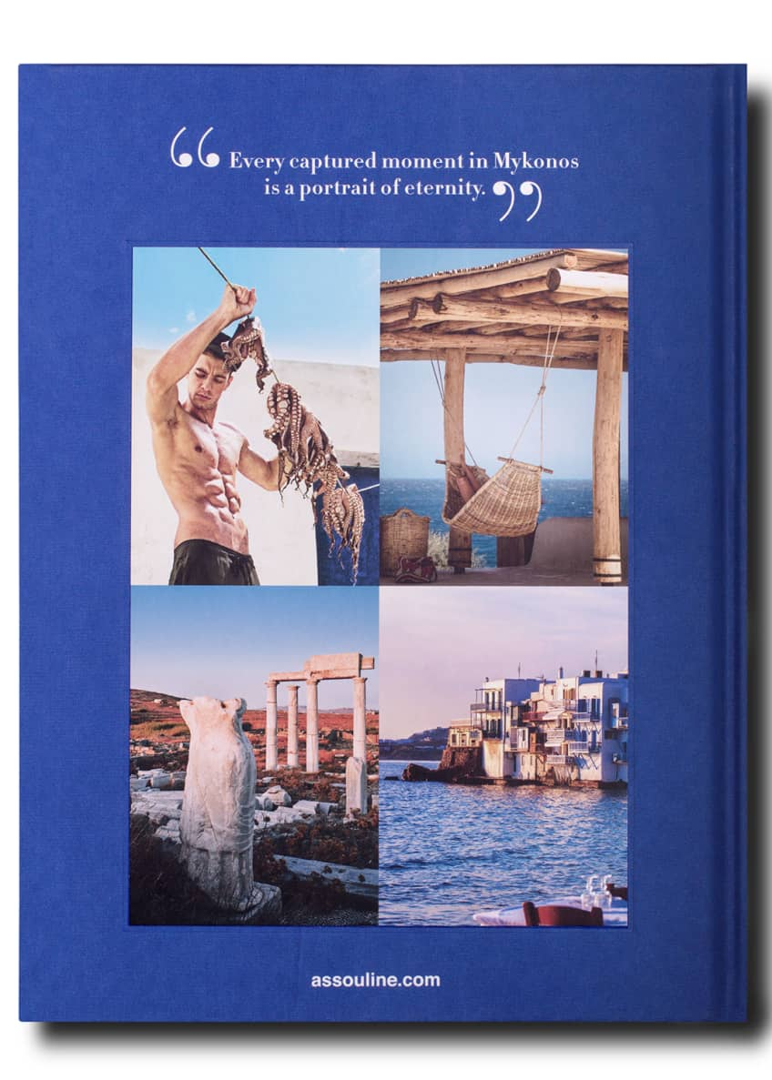 Image 2 of 3: Mykonos Muse Book