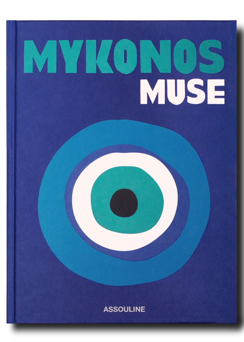 Image 1 of 3: Mykonos Muse Book