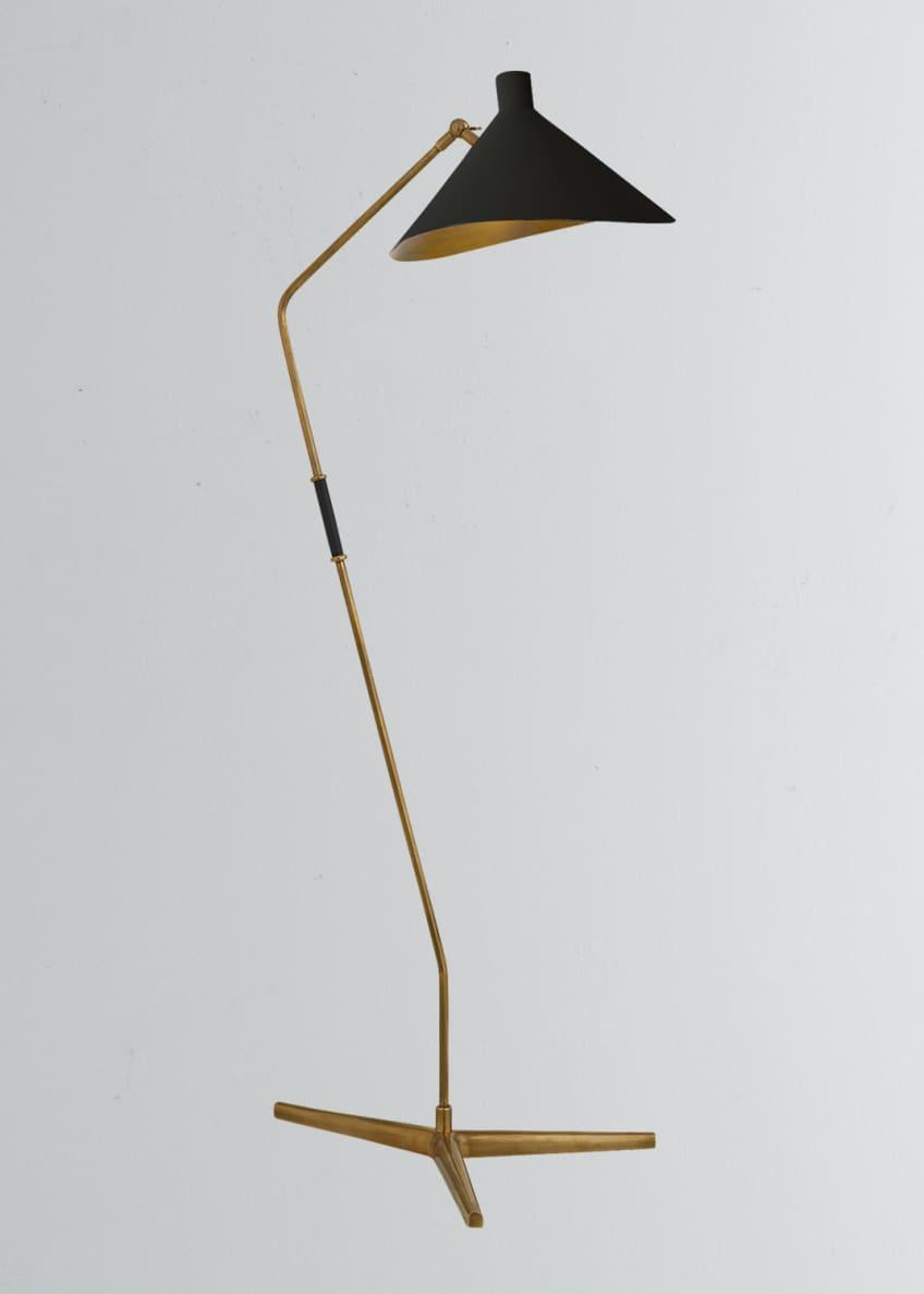 AERIN Mayotte Large Offset Floor Lamp