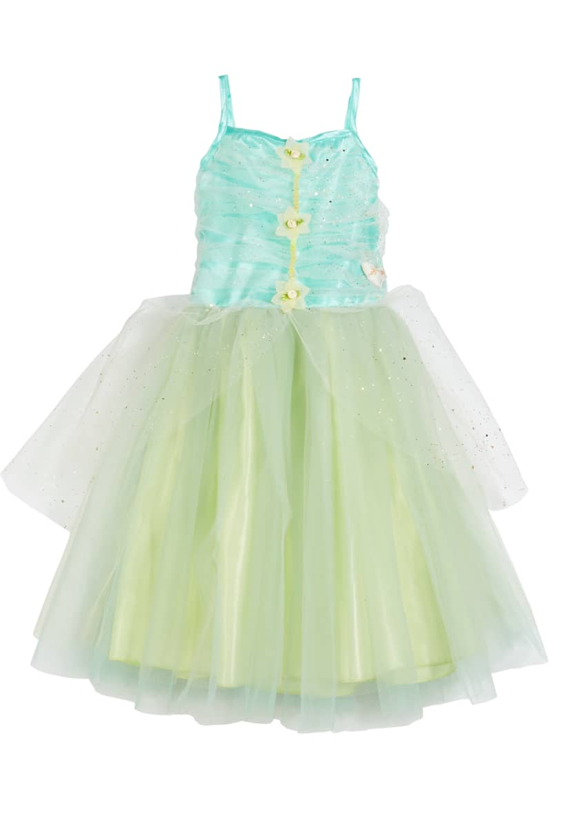 Souza! Josiane Fairy Dress Costume w/ Wings &