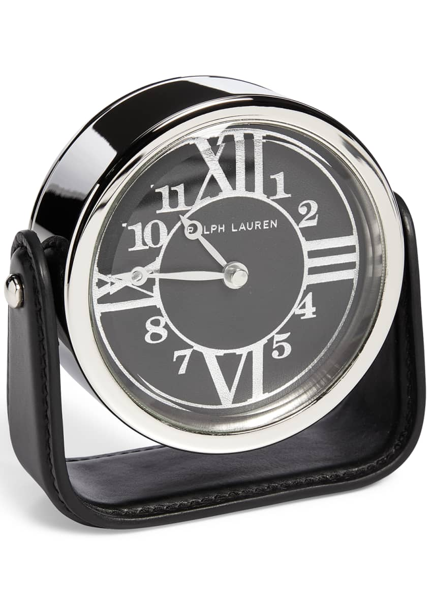 Image 1 of 1: Brennen Clock