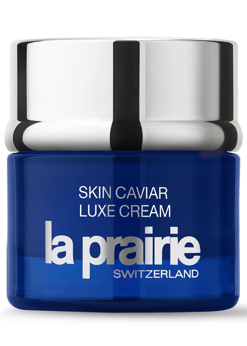 La Prairie Skin Caviar Luxe Cream & Matching