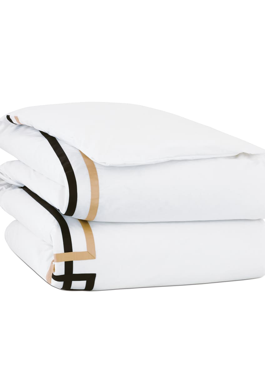 Image 1 of 1: Sloane Oversized King Duvet Cover