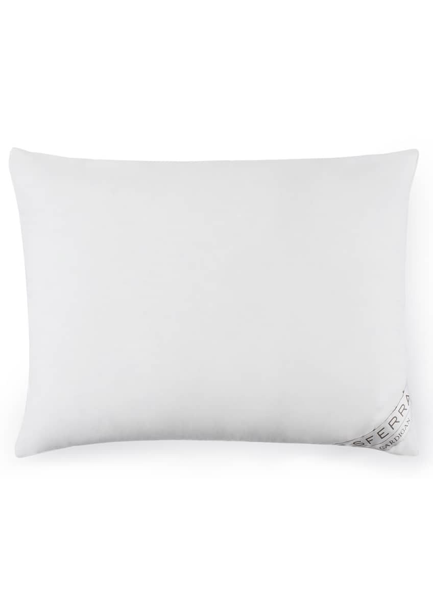 Image 2 of 2: 800-Fill European Down Firm Standard Pillow