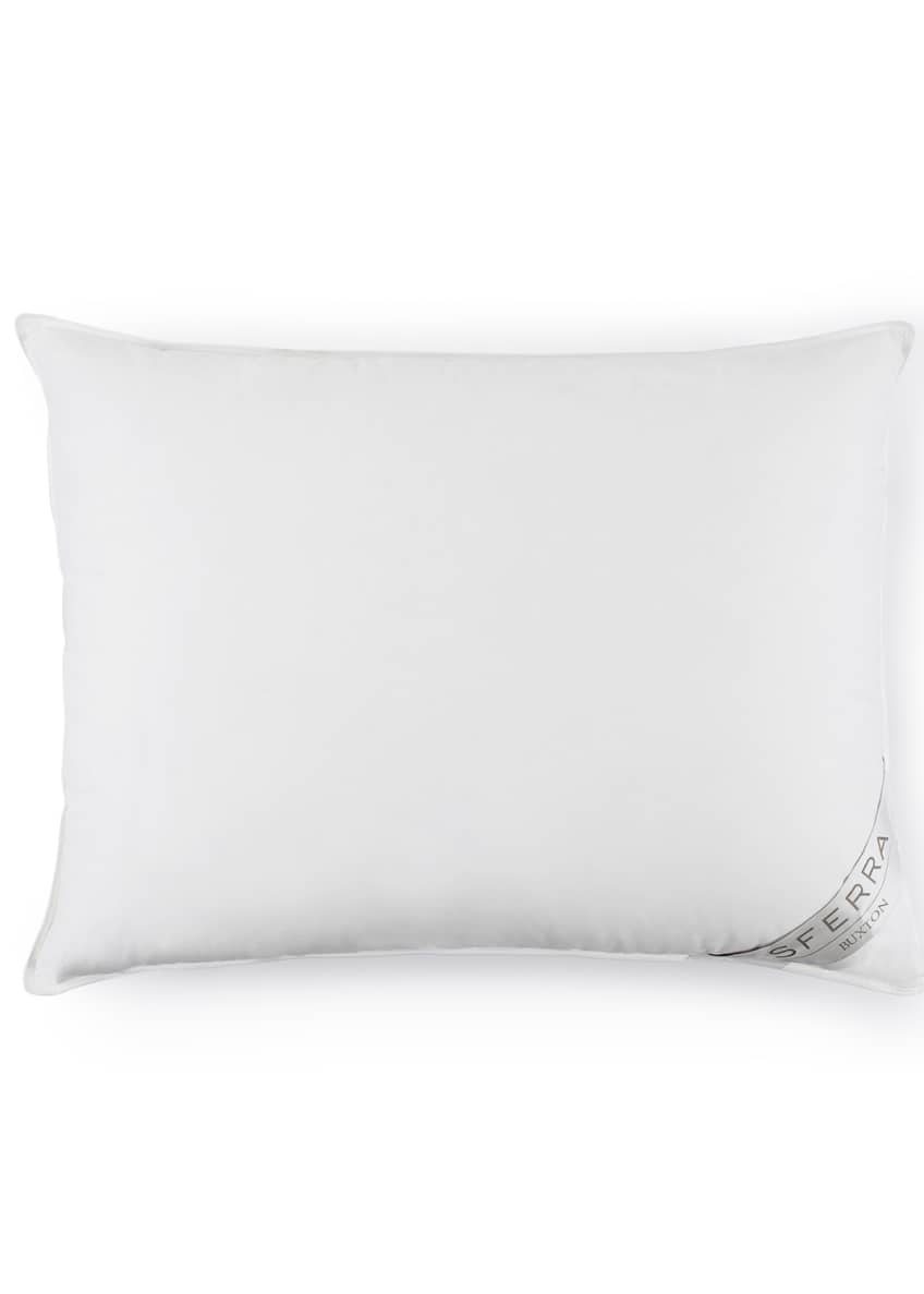 Image 2 of 3: 600-Fill European Down Medium Standard Pillow