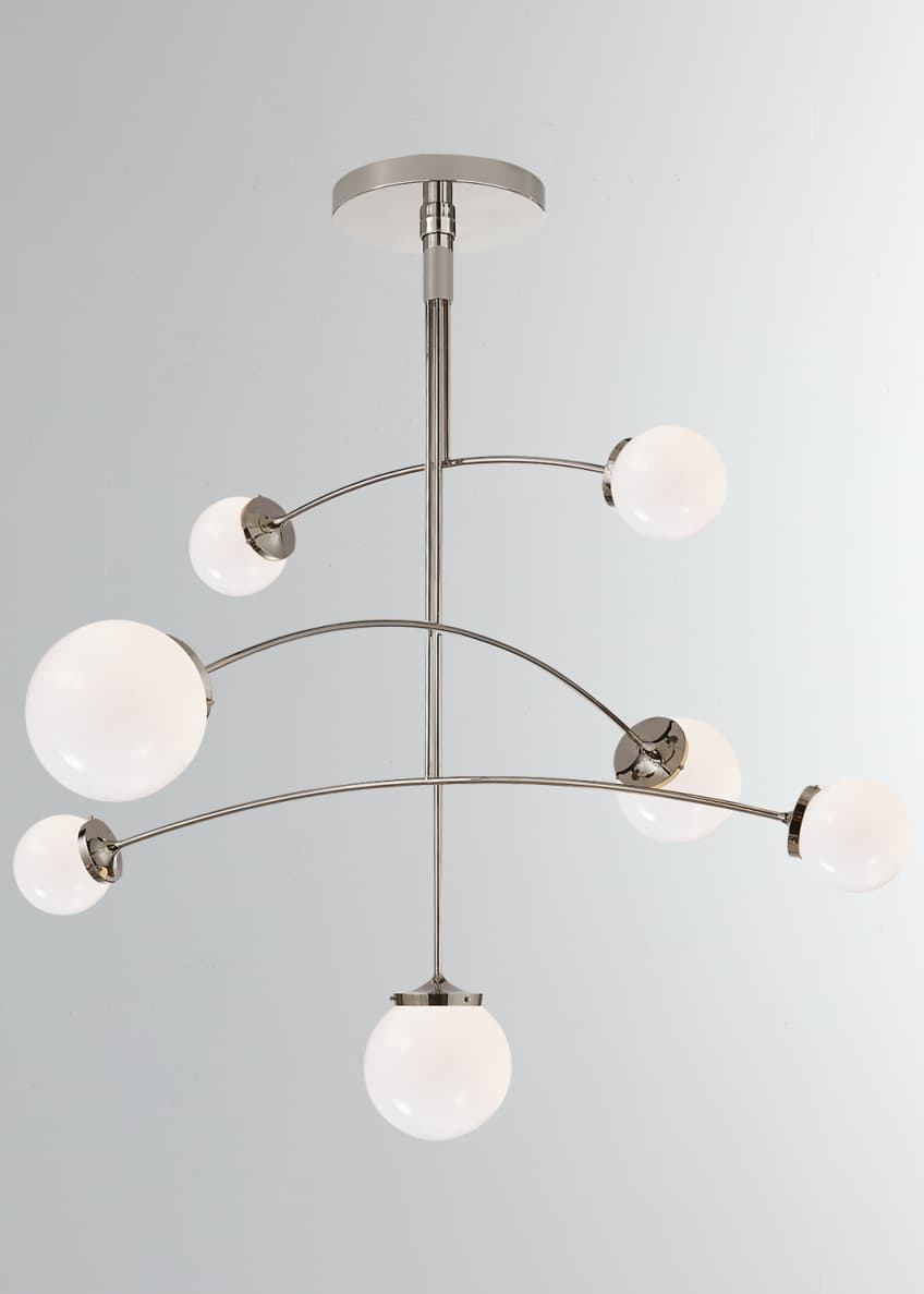 Image 1 of 1: Prescott Large Mobile Chandelier