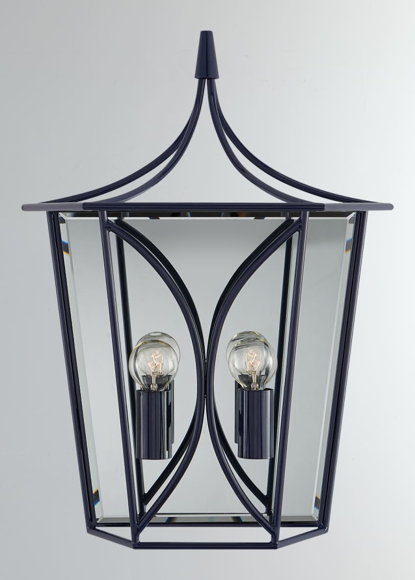Image 1 of 1: Cavanagh Medium Lantern Sconce