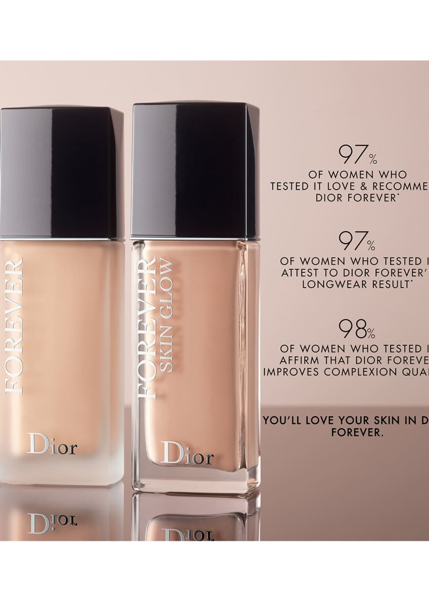 Image 4 of 5: Forever Liquid Foundation - Matte
