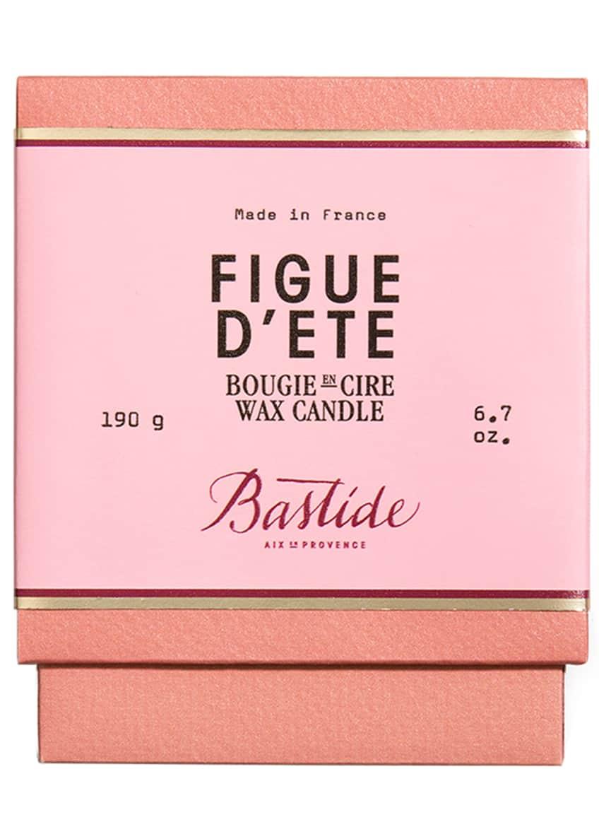 Bastide Figue d'Ete Wax Candle, 6.7 oz./ 190 g - Bergdorf Goodman
