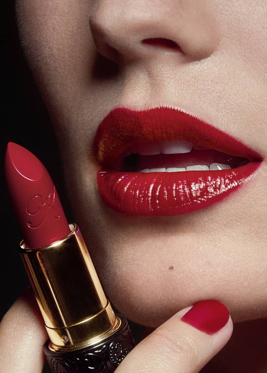 Image 3 of 5: Le Rouge Parfum Lipstick, Satin Finish