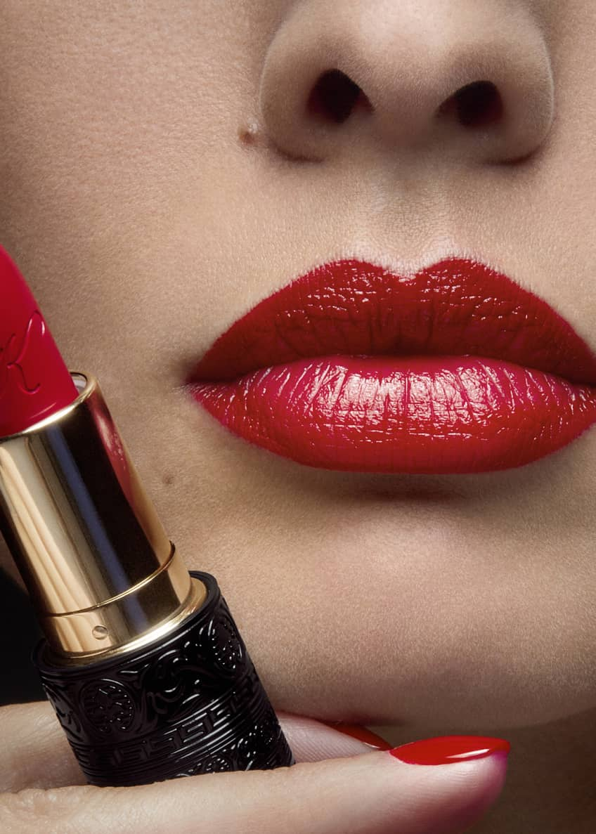 Image 4 of 5: Le Rouge Parfum Lipstick, Satin Finish