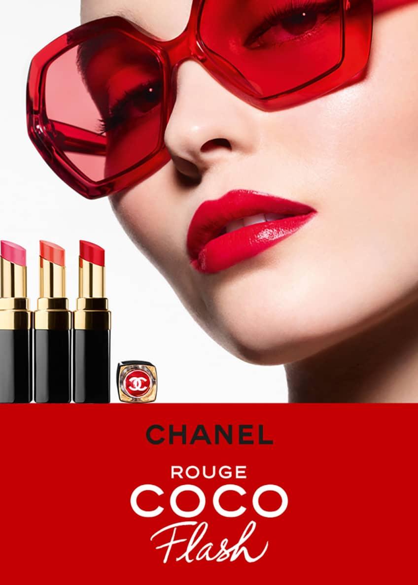 CHANEL RENO ROUGE COCO FLASH Hydrating Lipstick - Bergdorf Goodman