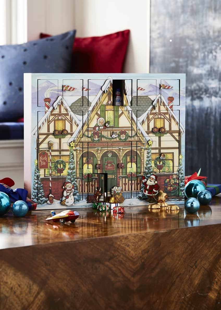 Byers' Choice North Pole Advent Calendar