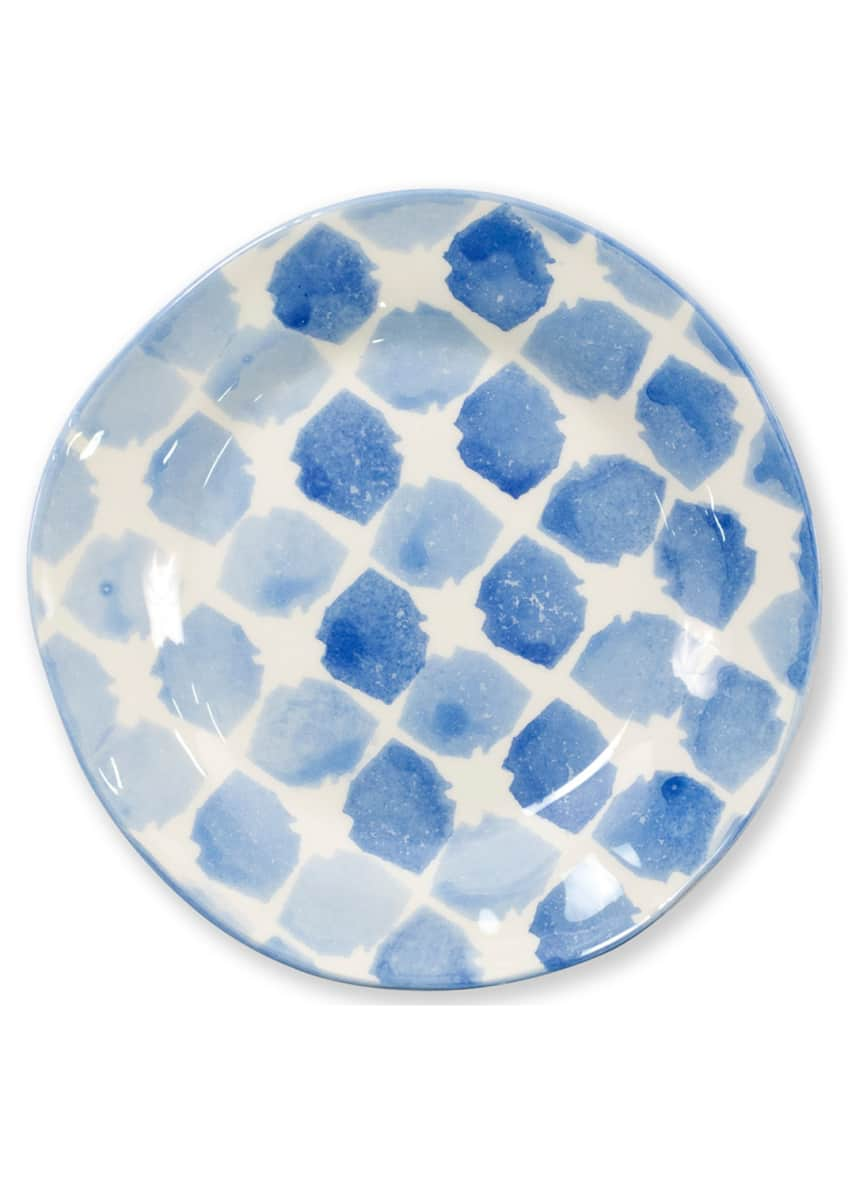 Image 2 of 4: Modello Assorted Salad Plates, Set of 4