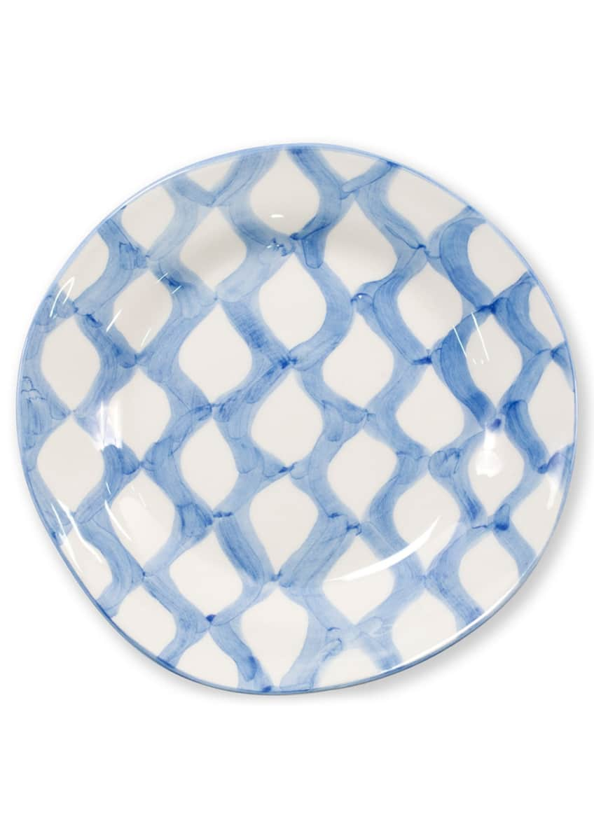 Image 1 of 4: Modello Assorted Salad Plates, Set of 4