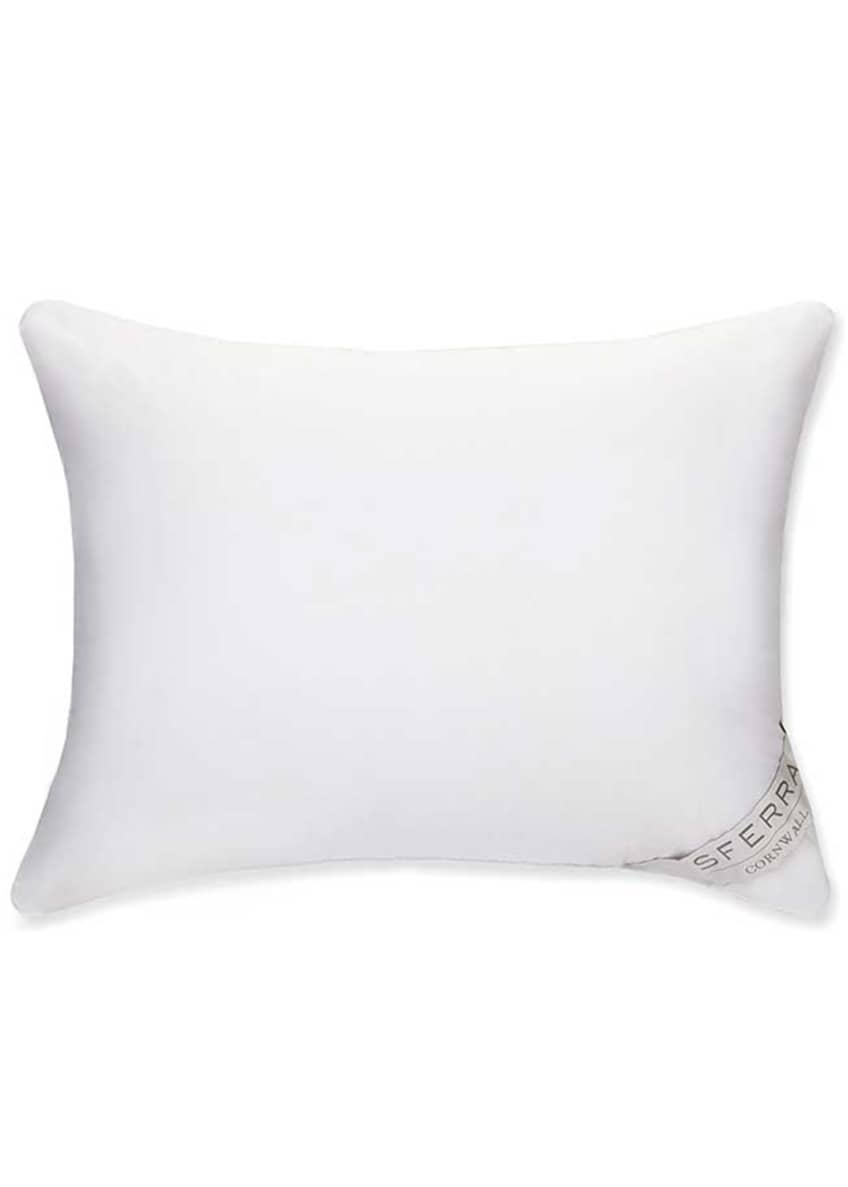 Image 1 of 1: King Goose Down Pillow - Medium