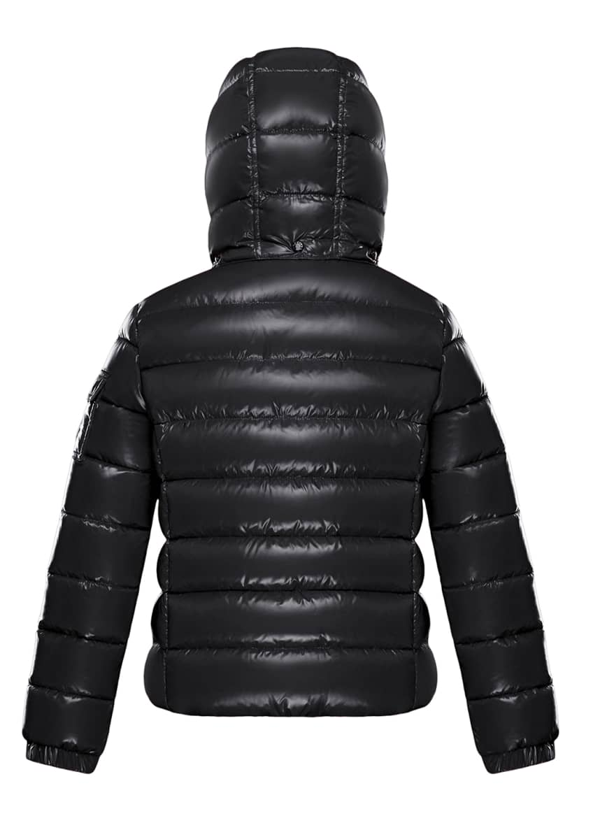 Image 2 of 2: Bady Quilted Hooded Puffer Jacket, Size 4-6