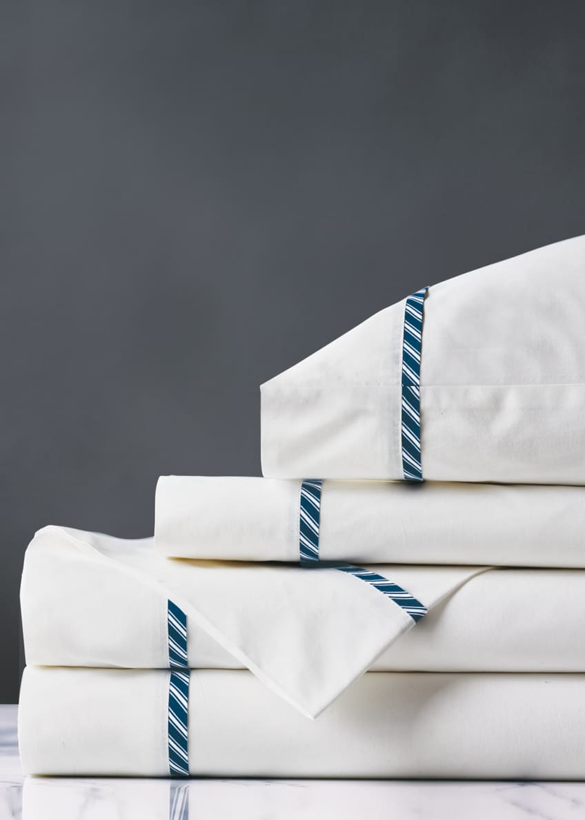 Image 1 of 1: Newman Ink King Sheet Set