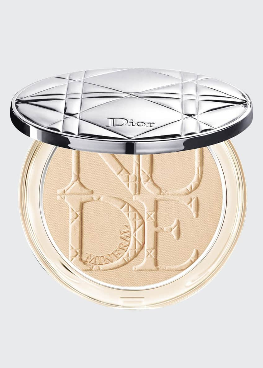 Image 1 of 1: Diorskin Mineral Nude Matte