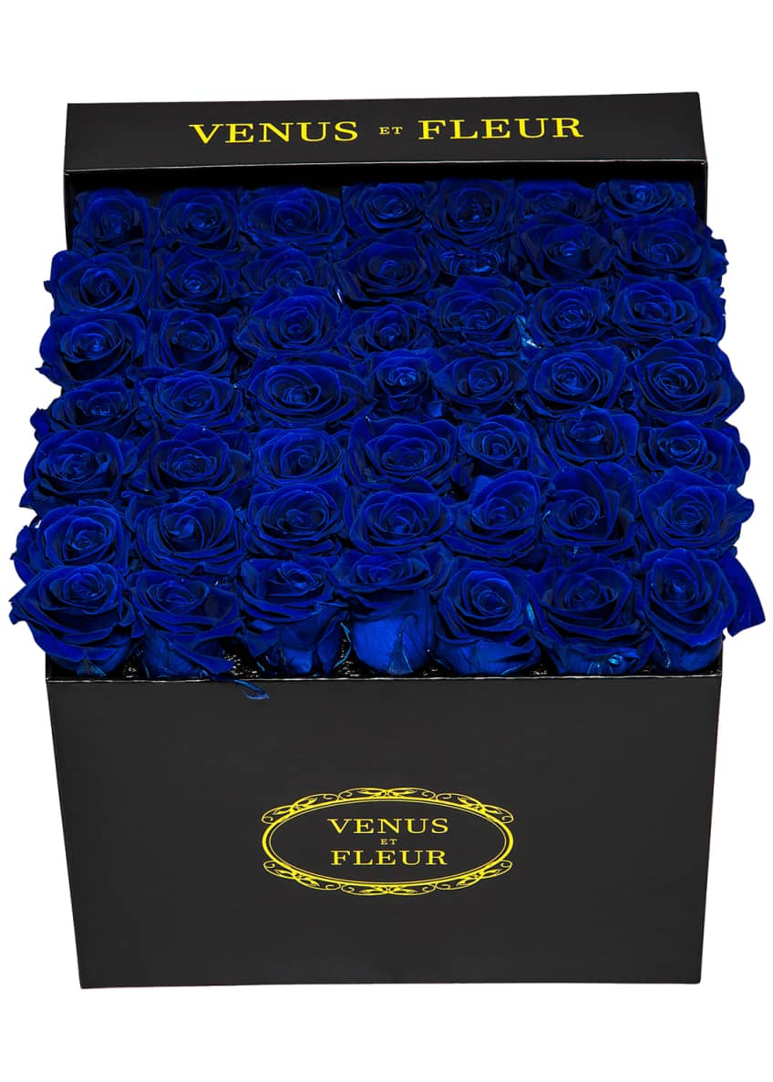 Image 1 of 1: Classic Large Square Rose Box