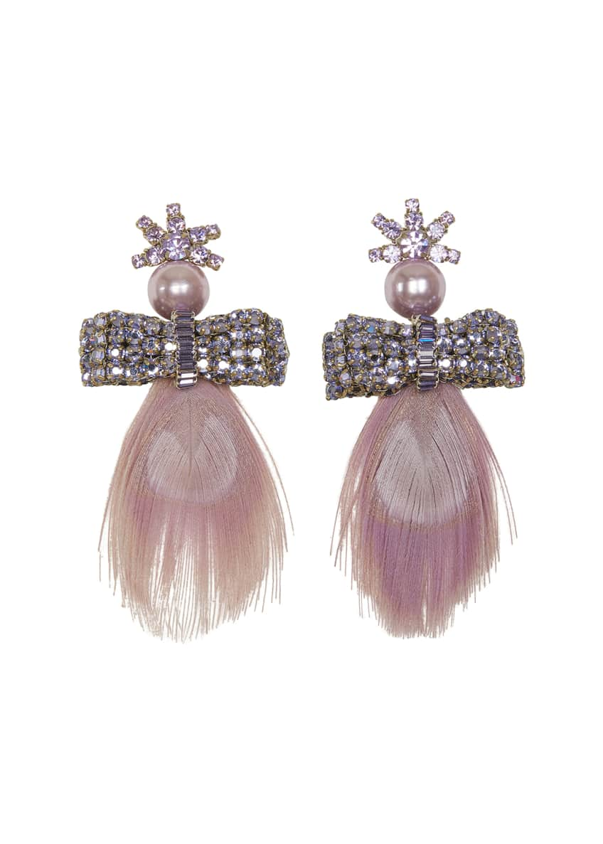 Mignonne Gavigan Peacock Lux Earrings