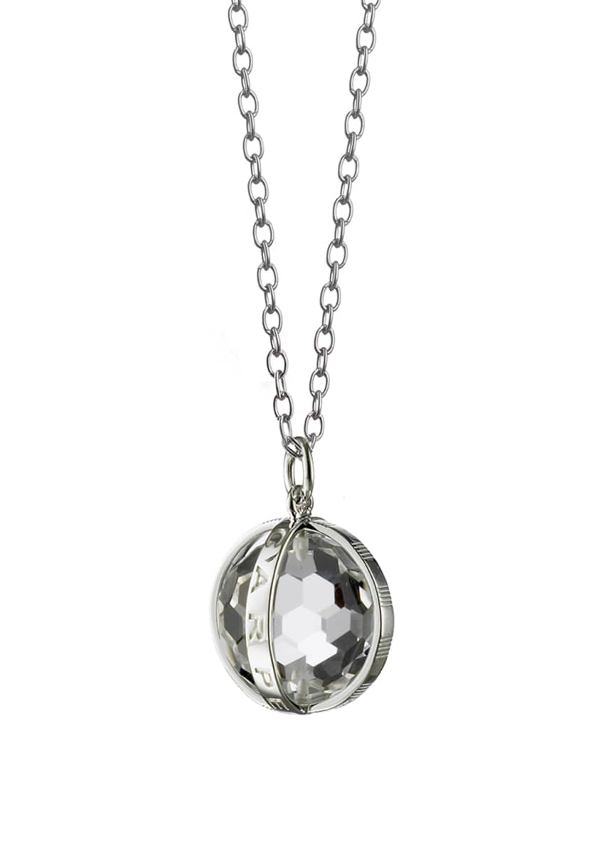 Monica Rich Kosann Small Sterling Silver