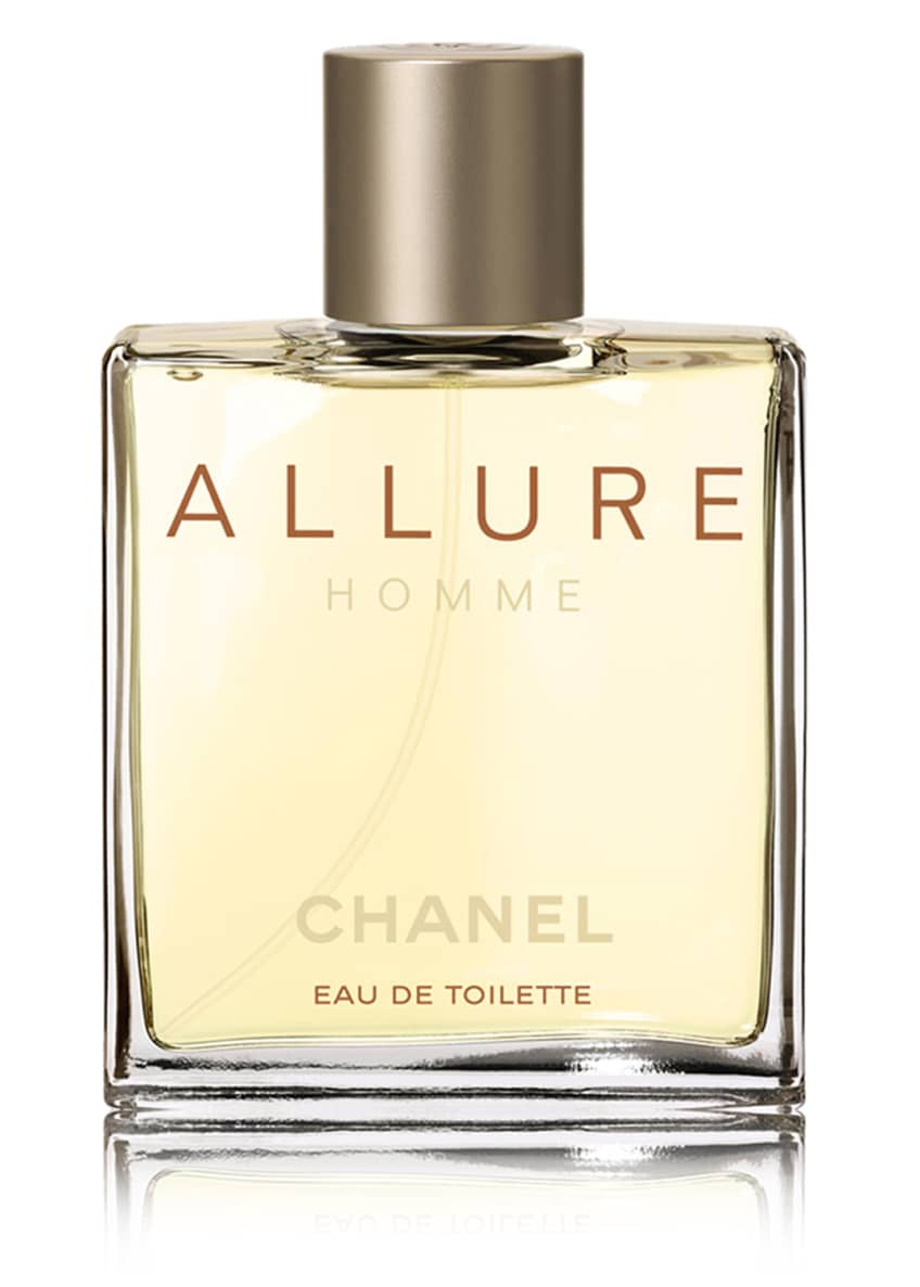 Image 2 of 2: ALLURE HOMME Eau de Toilette Spray, 1.7 oz.
