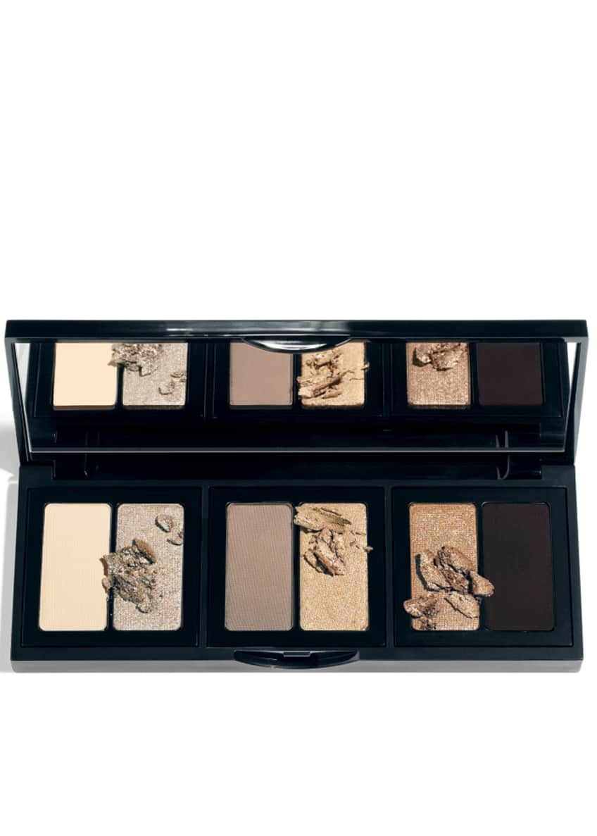 Image 1 of 2: Limited-Edition Nude Eye Palette