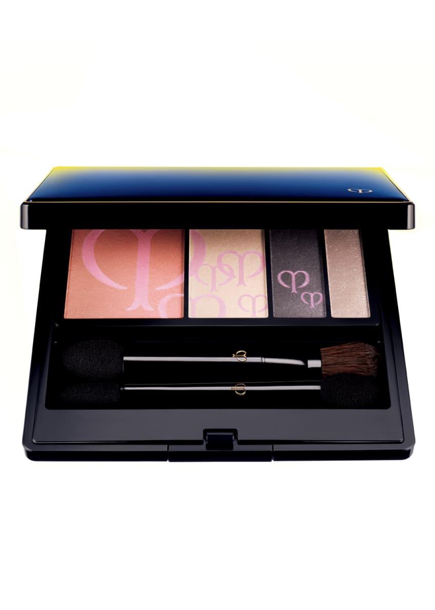 Cle de Peau Beaute Eye Color Quad Case & Refill & Matching Items - Bergdorf Goodman