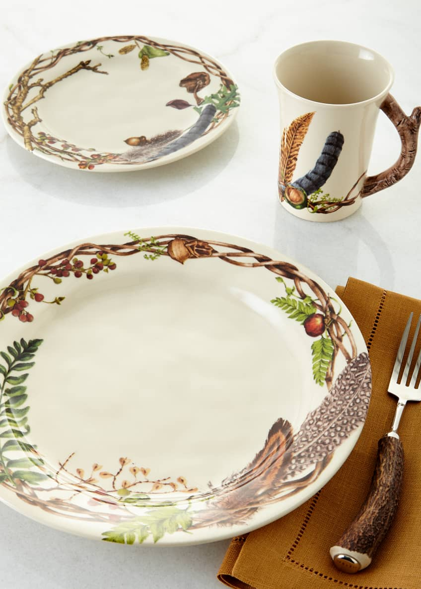 Image 1 of 4: Forest Walk Dinnerware