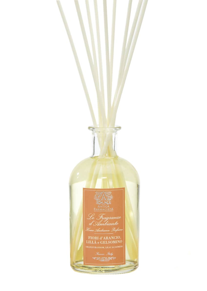 Image 2 of 2: Orange Blossom, Lilac & Jasmine Home Ambiance Fragrance, 17.0 oz./ 500 mL