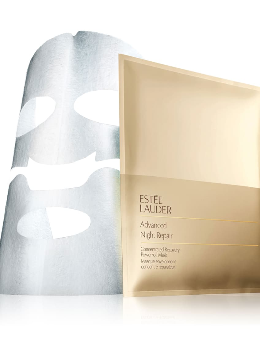 Estee Lauder Advanced Night Repair Concentrated Recovery PowerFoil Mask, 4 Sheets and Matching Items & Matching Items - Bergdorf Goodman