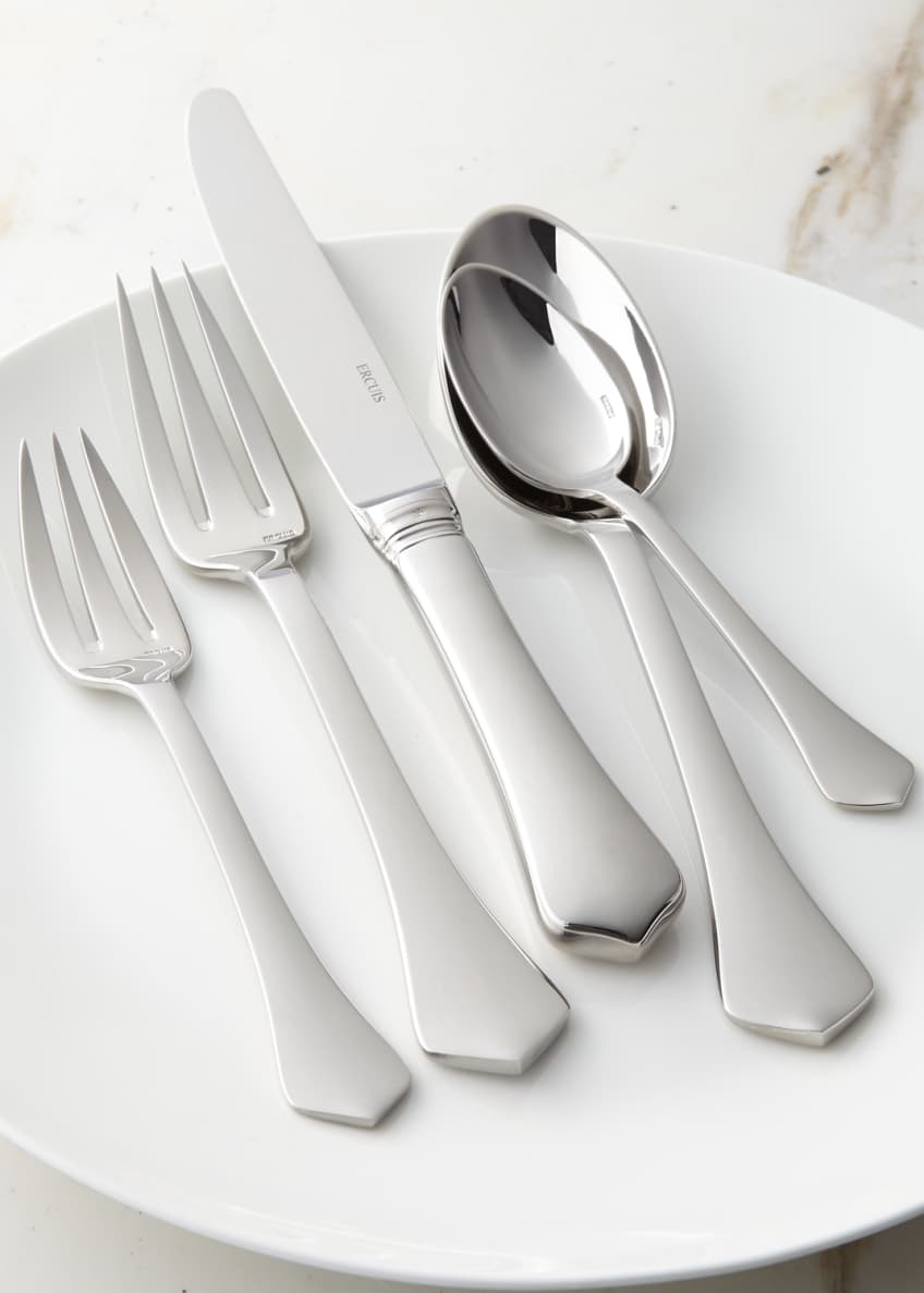 Image 2 of 2: Brantome Stainless Salad Fork