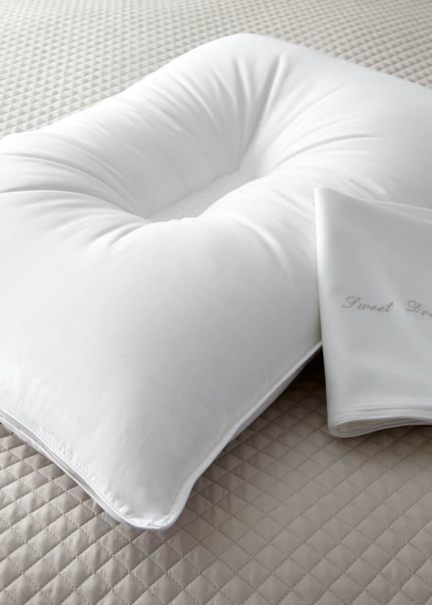 "Image 3 of 3: King Slumberlicious Back Sleeper Pillow, 20"" x 36"""