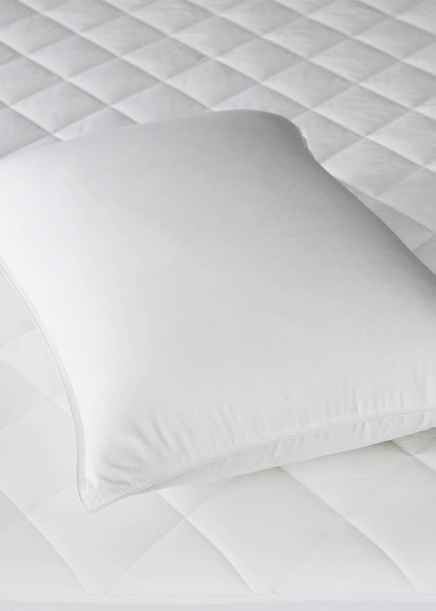 Image 4 of 4: Queen Haven Down Pillow, Firm