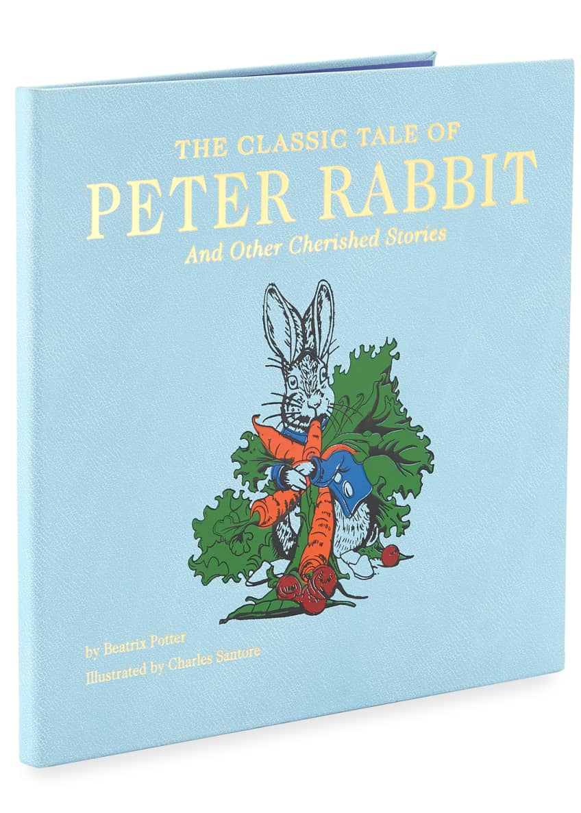 "Image 3 of 4: ""The Classic Tale of Peter Rabbit and Other Cherished Stories"" Children's Book by Beatrix Potter"