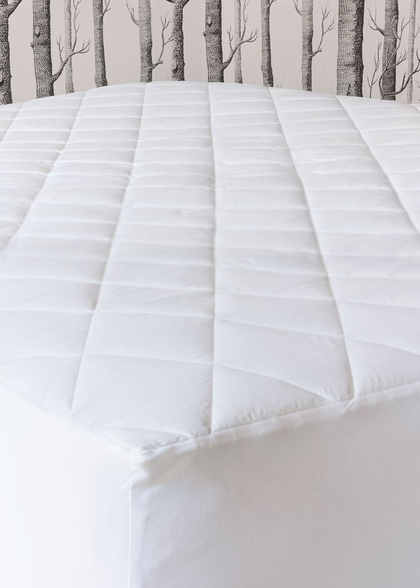 Image 2 of 2: Huron King Mattress Pad