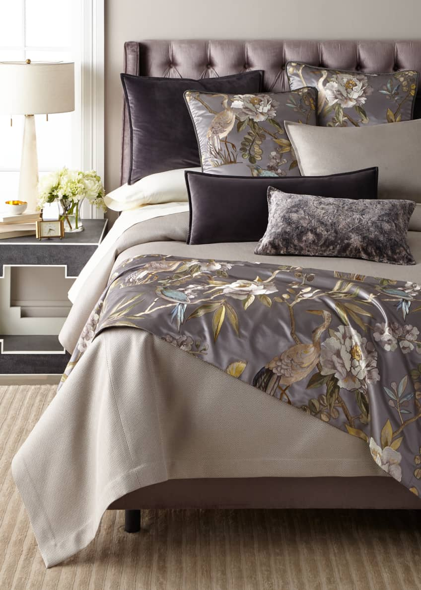 Image 2 of 2: Trackstar Silver King Coverlet
