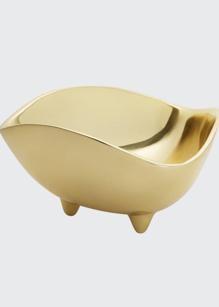 AERIN Small Triangular Bowl