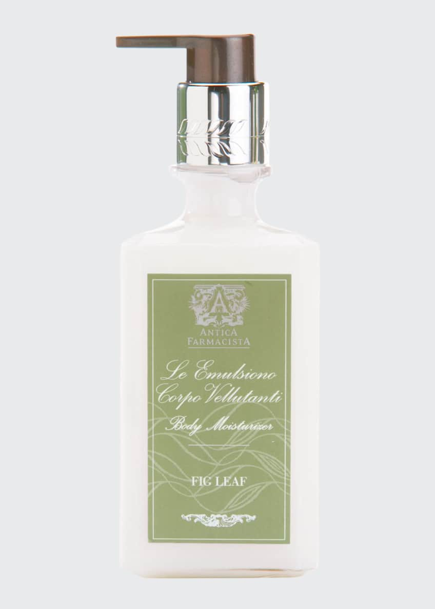Antica Farmacista Fig Leaf Body Moisturizer, 10 oz.