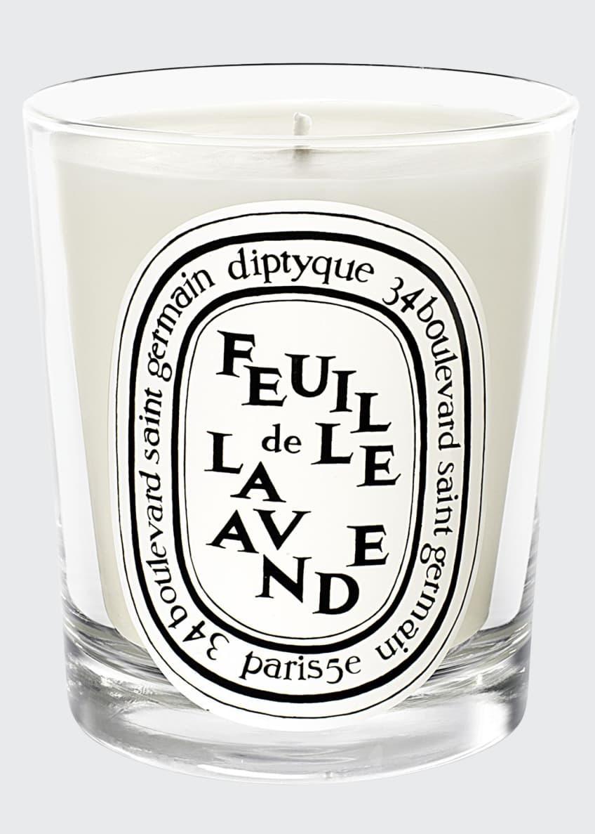 Diptyque Feuille de Lavande (Lavender Leaf) Scented Candle