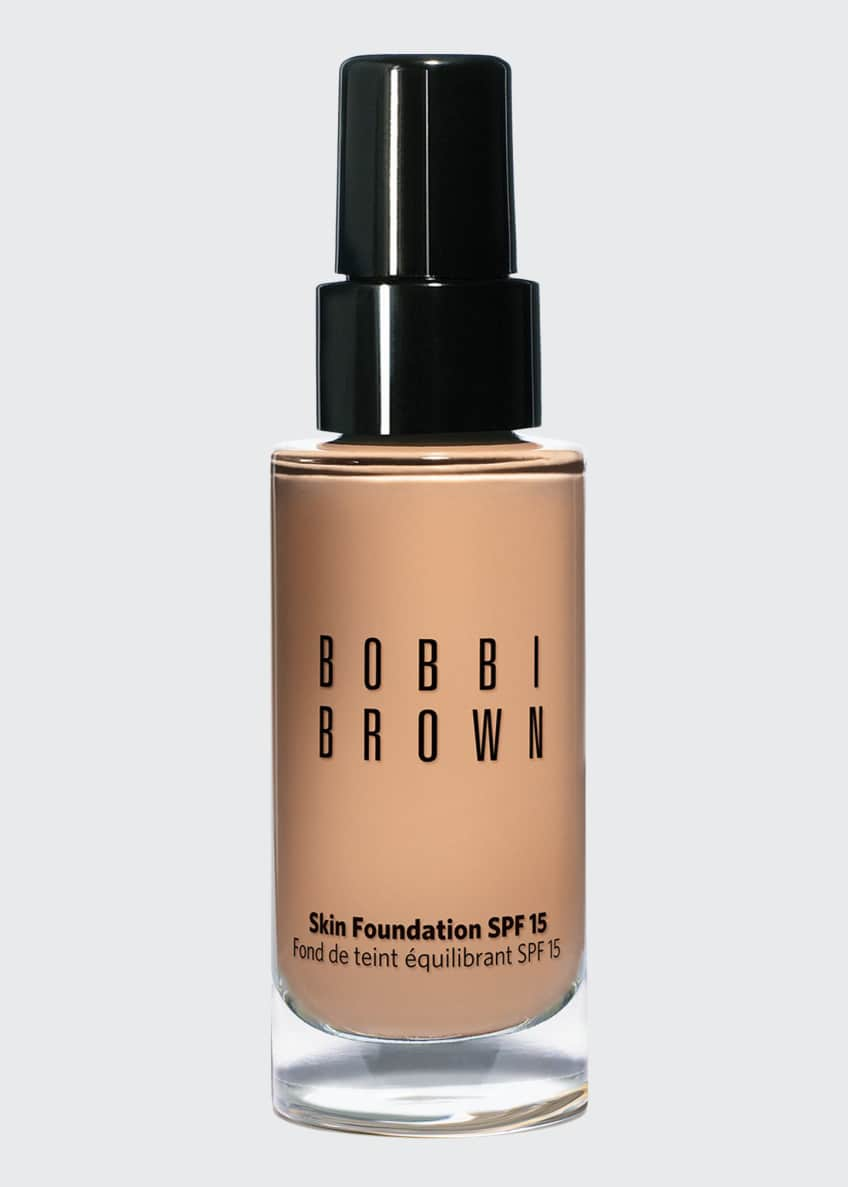 Image 1 of 4: Skin Foundation SPF 15