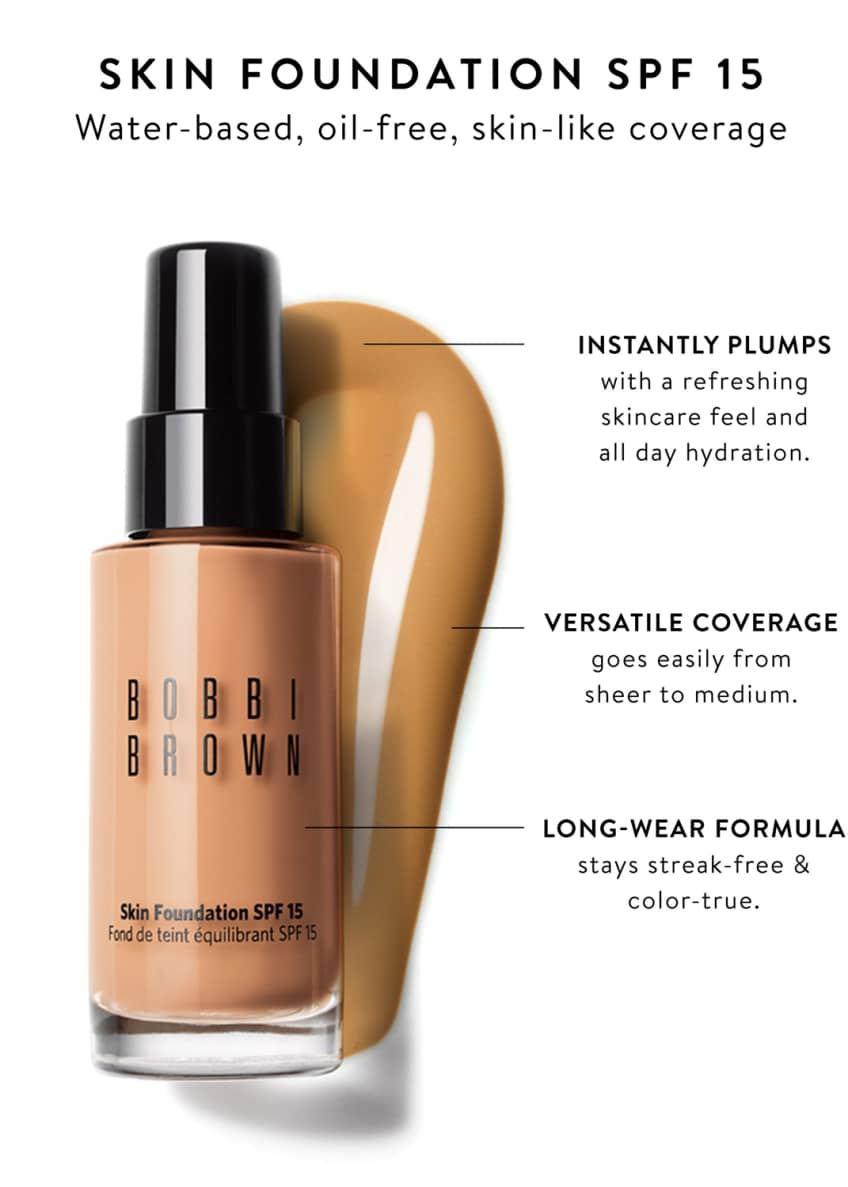 Image 4 of 4: Skin Foundation SPF 15