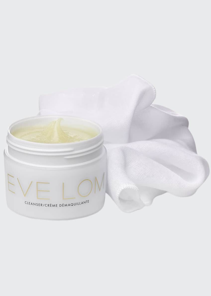 Eve Lom 200ml Cleanser & 2 Muslin Cloths