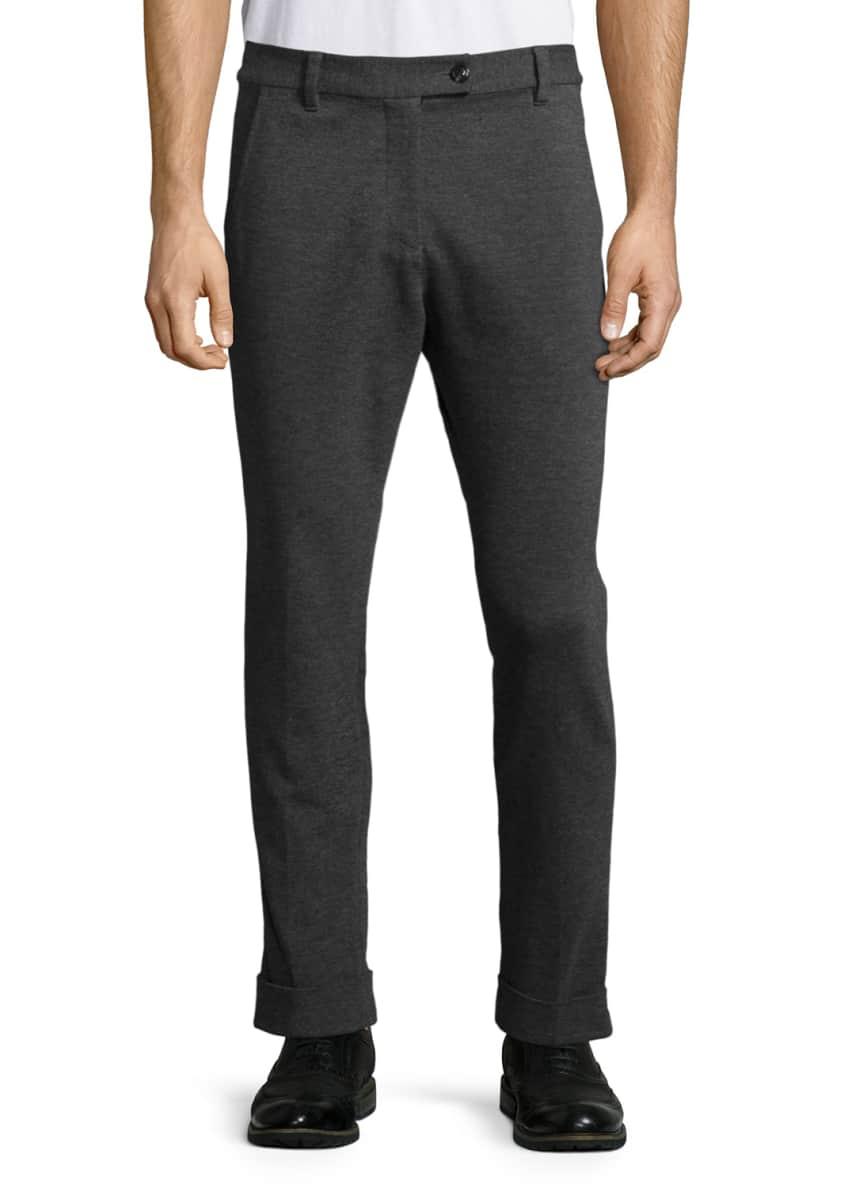 ATM Anthony Thomas Melillo Utility-Pocket Long-Sleeve Shirt &
