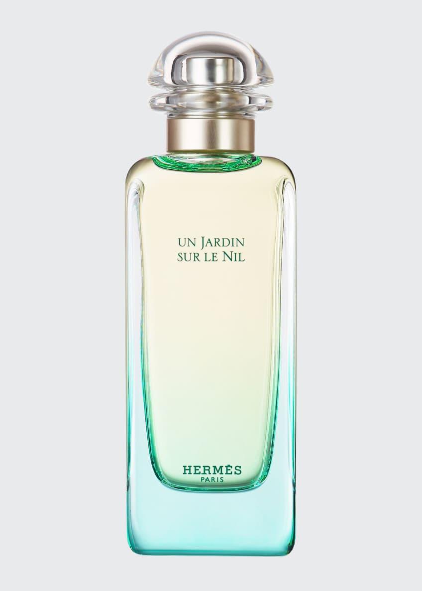 Hermès Un Jardin sur le Nil Eau de Toilette Spray, 3.3 oz./ 100 mL - Bergdorf Goodman